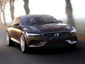 Volvo Estate Concept 2014 года